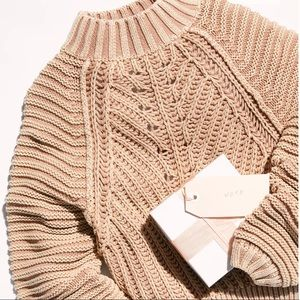 Free People 'Sweetheart' Sweater